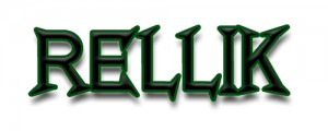 rellik small text on white